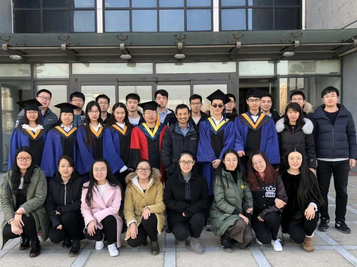 Chunfei and Hongman - Hebei 2017-2018